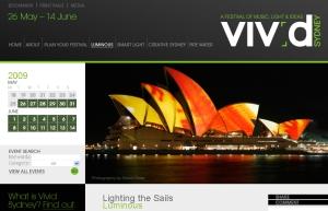 Light Art Luminous Sydney