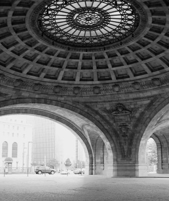 Daniel Burnham's Union Station turned luxury apartment
