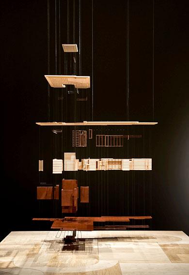 Model of Herbert Jacob's House #1