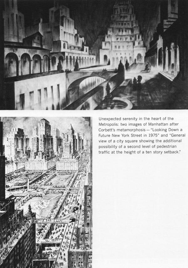 Corbett and Manhattan