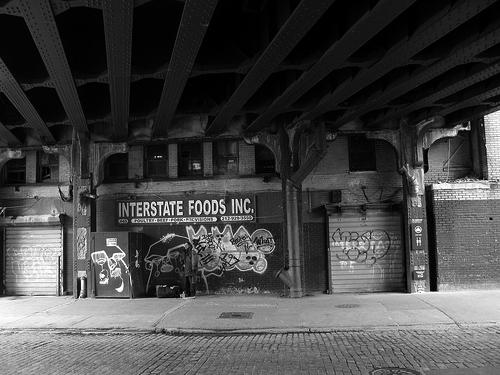 High Line underbelly