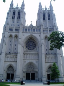 4. Washington National Cathedral