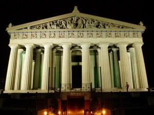 6. Nashville's Parthenon