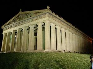 7. Nashville's Parthenon