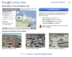 Google Earth Architect
